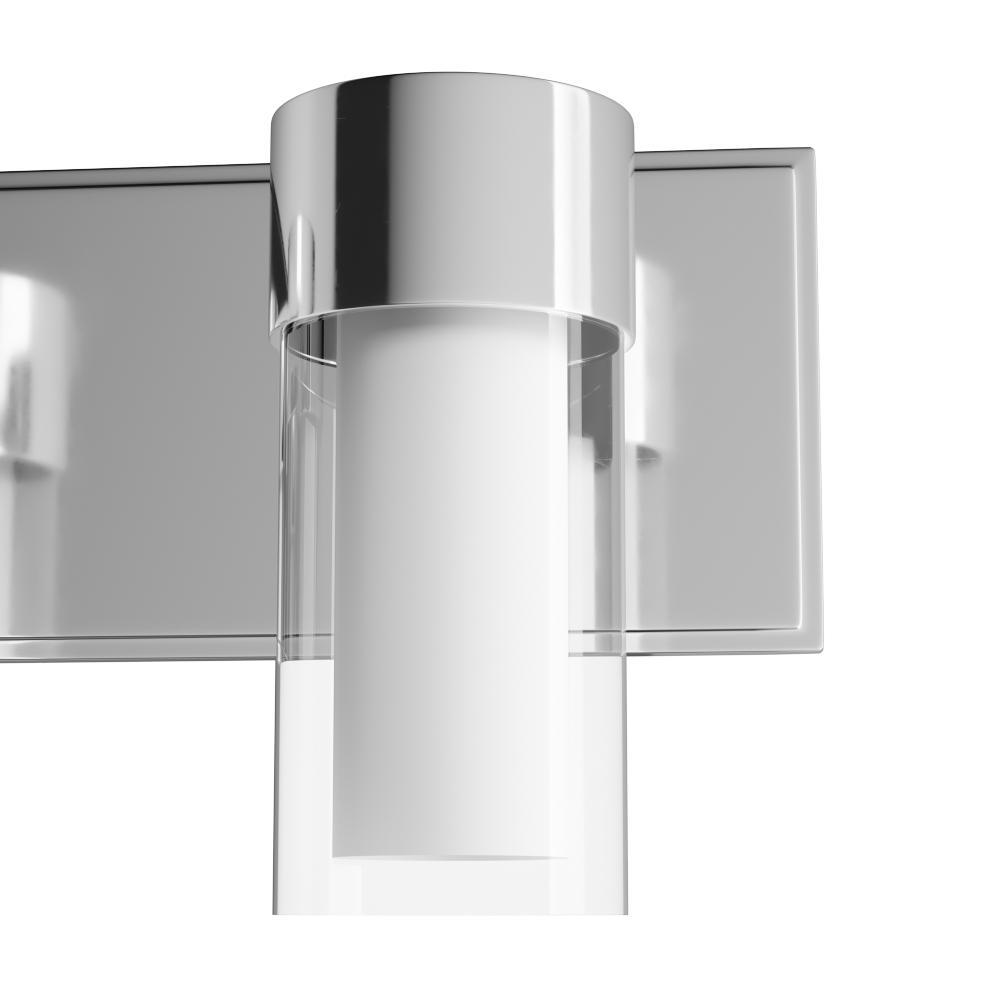 Maxim Lighting Silo 4-Light Polished Chrome Bath Vanity ...