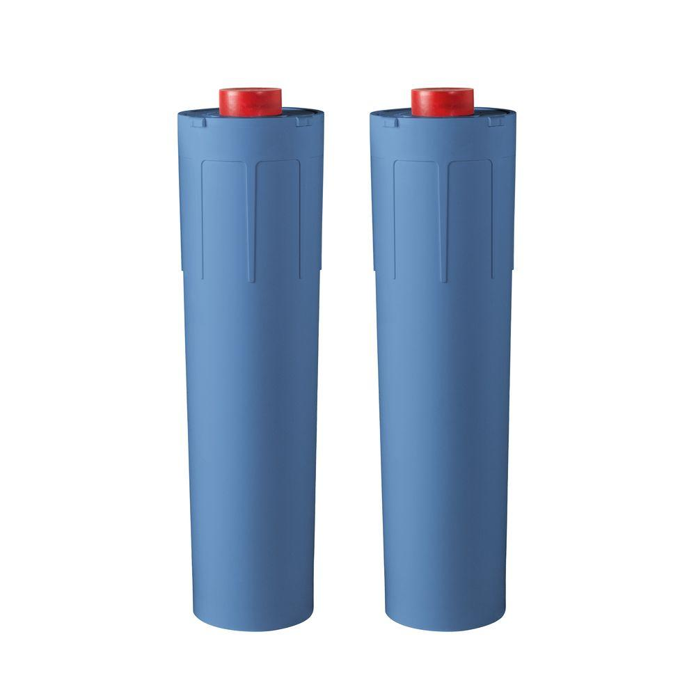 SuperPlus 20 in. Ultra-Filtration System Replacement Water Filter Cartridges (2-Pack)