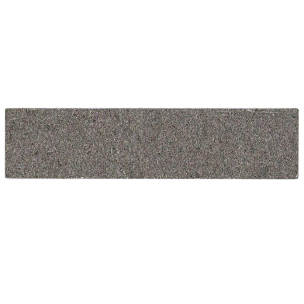 Brushed Lady Gray 2 in. x 8 in. x 8 mm