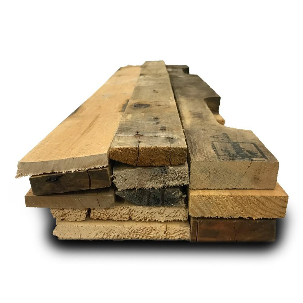 Full Pallet Reclaimed Parts Only - Crates & Pallet Full Pallet Reclaimed Parts Only-94721 - The Home