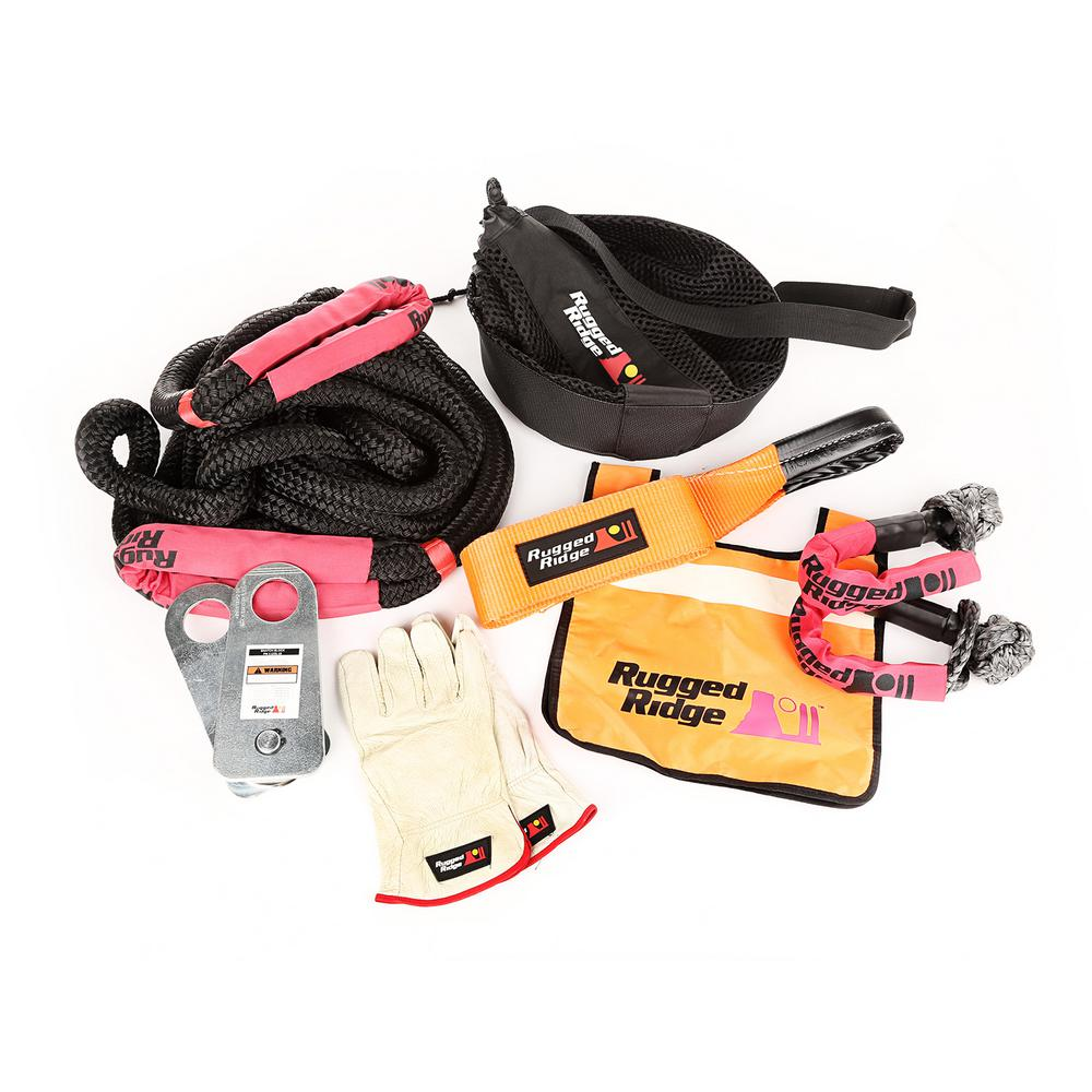 Premium Off Road Recovery Gear Set