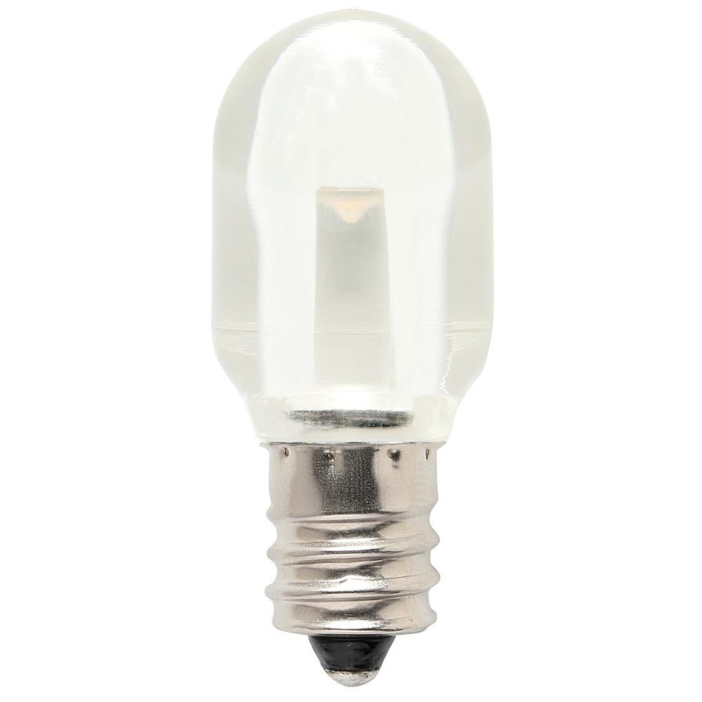 6-Watt Equivalent Clear S6 LED Light Bulb