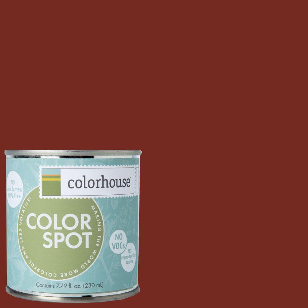 Colorhouse 8 oz. Clay .05 Colorspot Eggshell Interior Paint Sample-862250 -