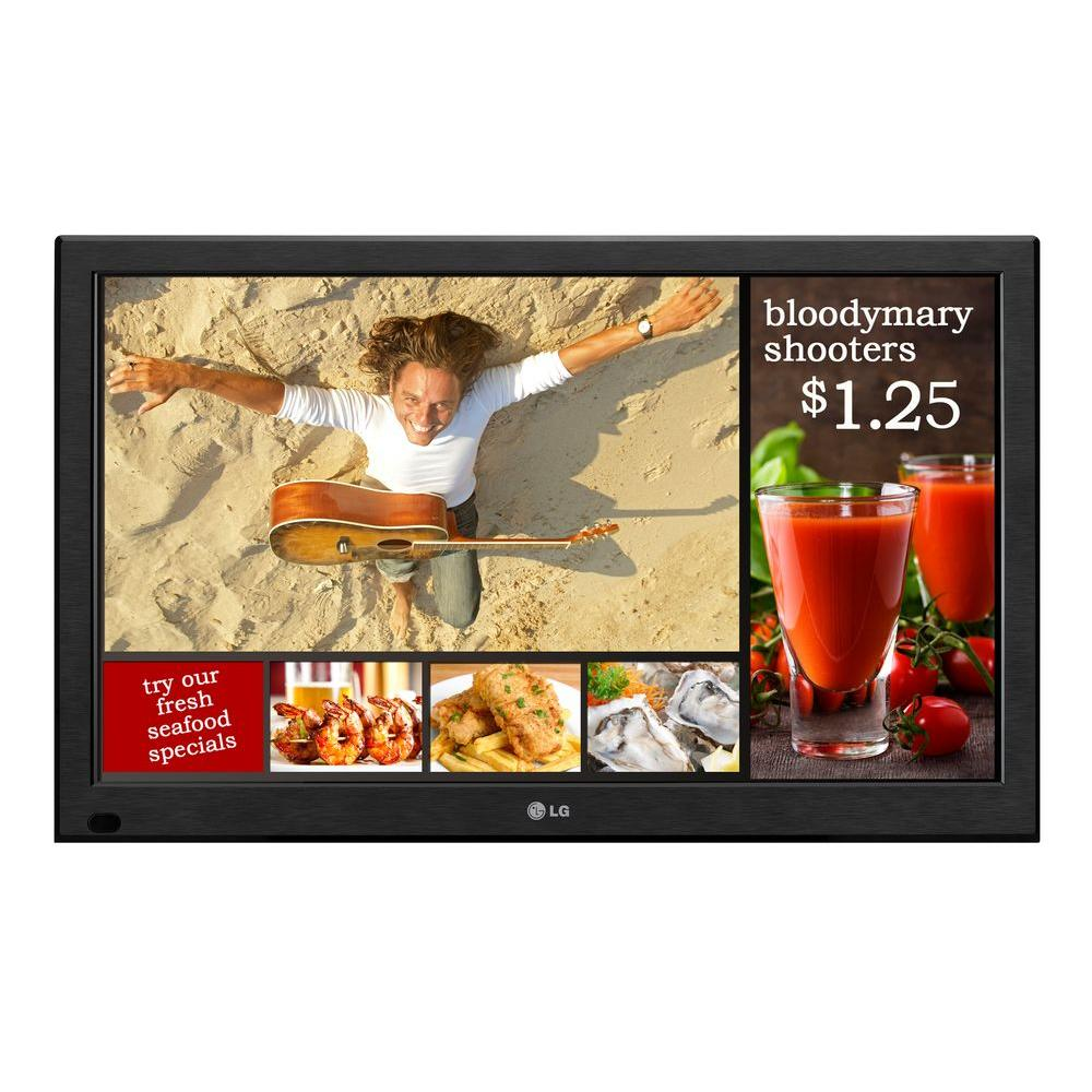 LG Electronics Commercial 32 in. 720p 60Hz LED Internet Capable Digital Signage HDTV-DISCONTINUED