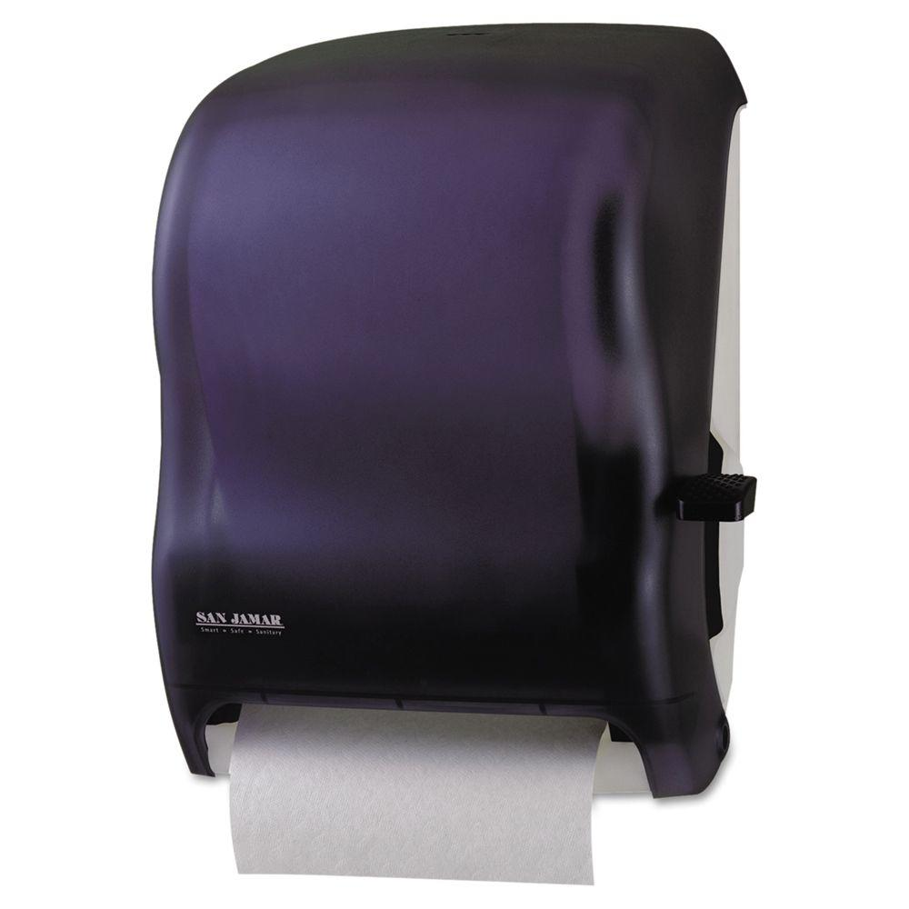Innovia automatic paper towel dispenser silver wb2 159s for Automatic paper towel