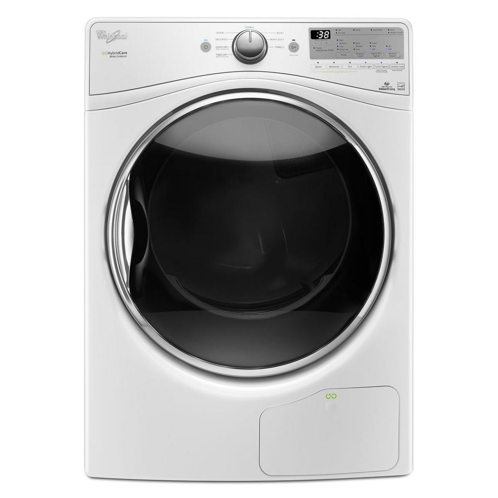 7.4 cu. ft. Ventless Electric Dryer with Heat Pump Technology in