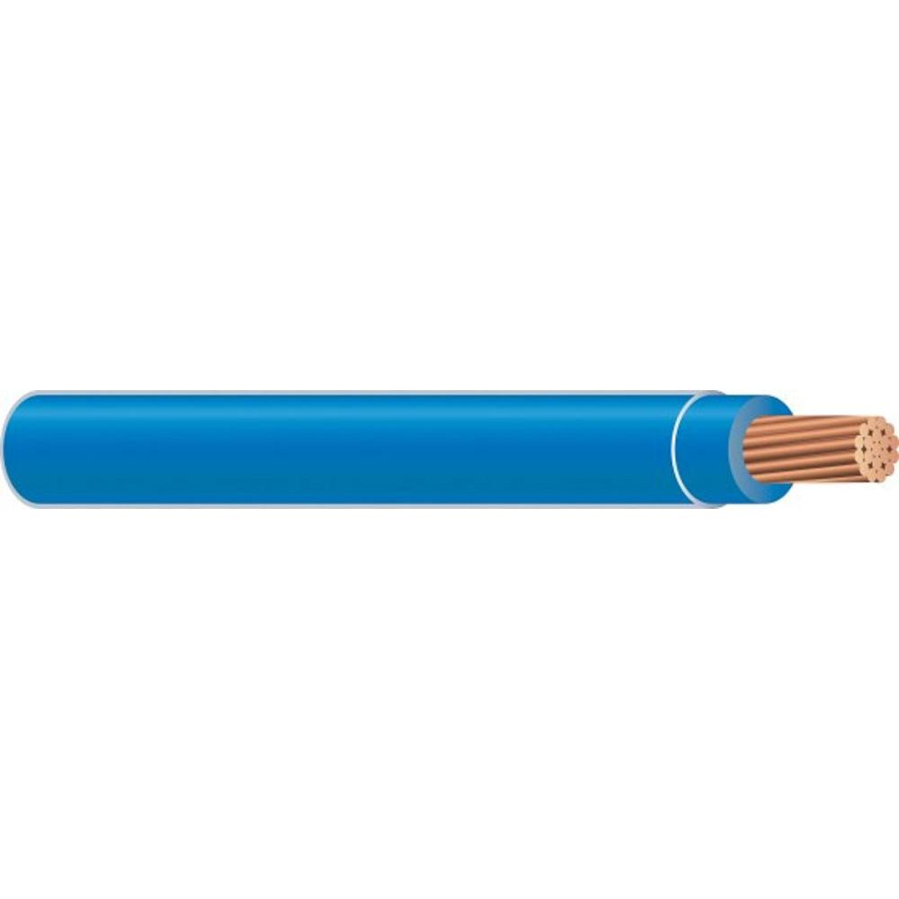 Southwire 2500 ft. 12 Blue Stranded CU THHN Wire-22967406 - The Home ...