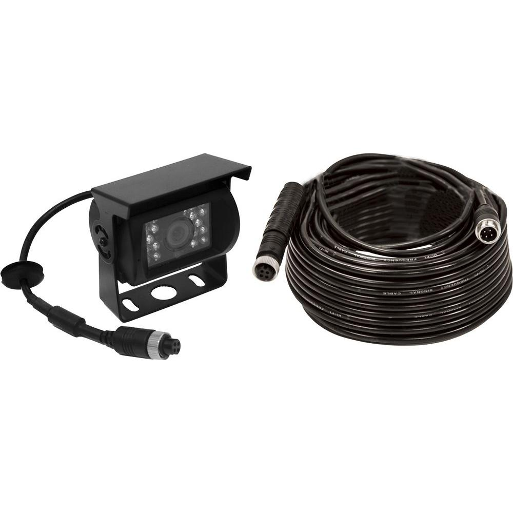 Rear Observation Camera and 20 m / 65 ft. Cable