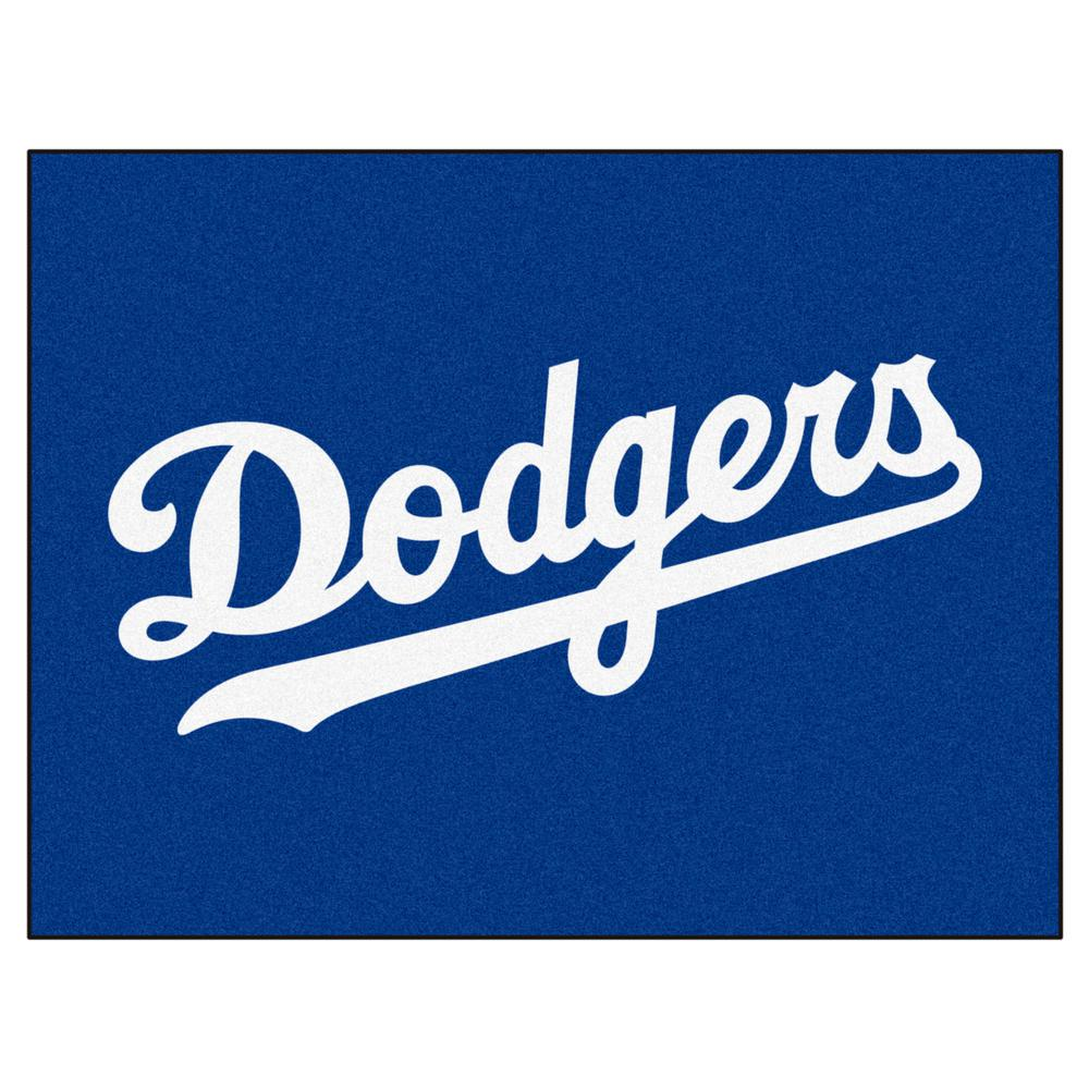 Los Angeles Dodgers 2 ft. 10 in. x 3 ft. 9