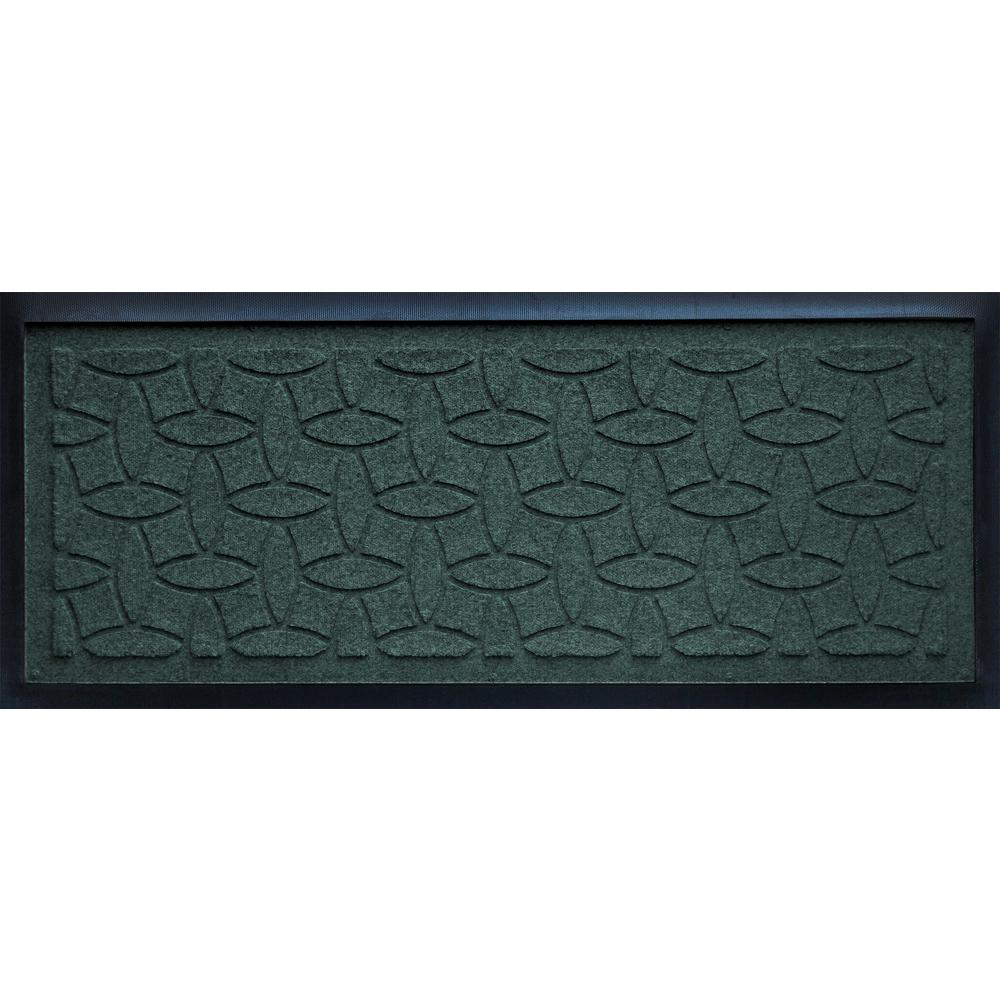 Evergreen 15 in. x 36 in. Ellipse Boot Tray