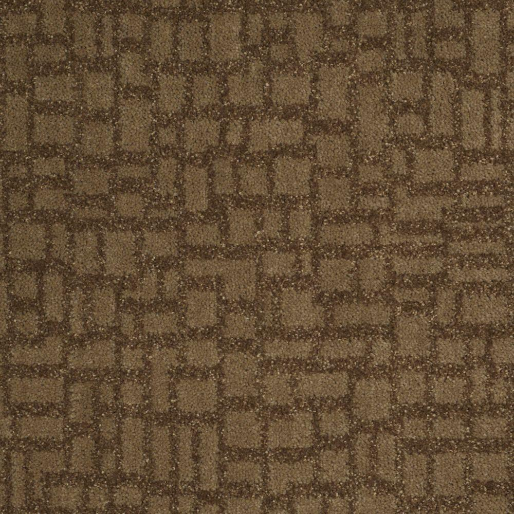 Martha Stewart Living Mount Brayburn - Color Monk's Cloth 6 in. x 9 in. Take Home Carpet Sample-DISCONTINUED