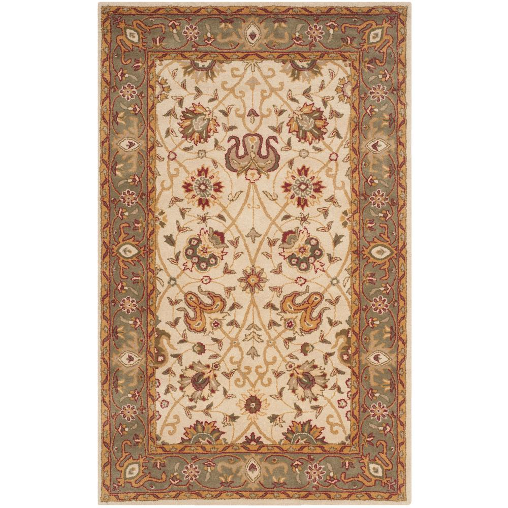 Antiquity Ivory 7 ft. 6 in. x 9 ft. 6 in.