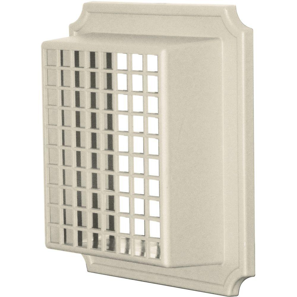 Builders Edge Exhaust Vent Small Animal Guard #089-Champagne