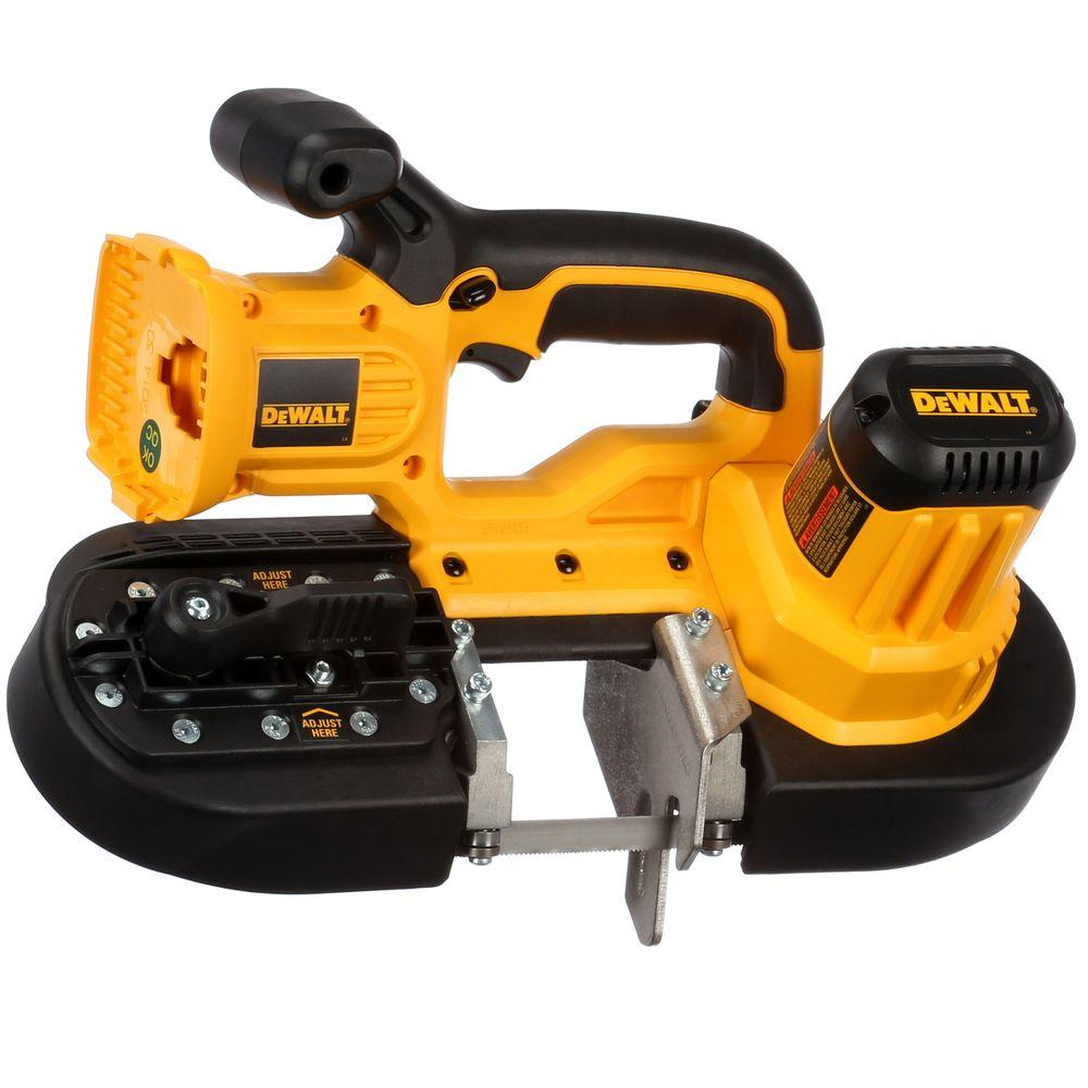 DEWALT 18-Volt NiCd Cordless Band Saw (Tool-Only)
