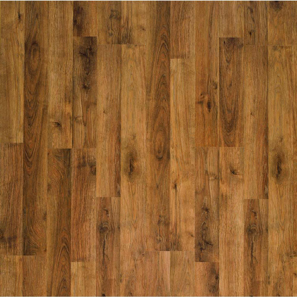 Pergo Presto Kentucky Oak 8 mm Thick x 7-5/8 in. Wide x 47-5/8 in. Length Laminate Flooring (20.17 sq. ft. / case)
