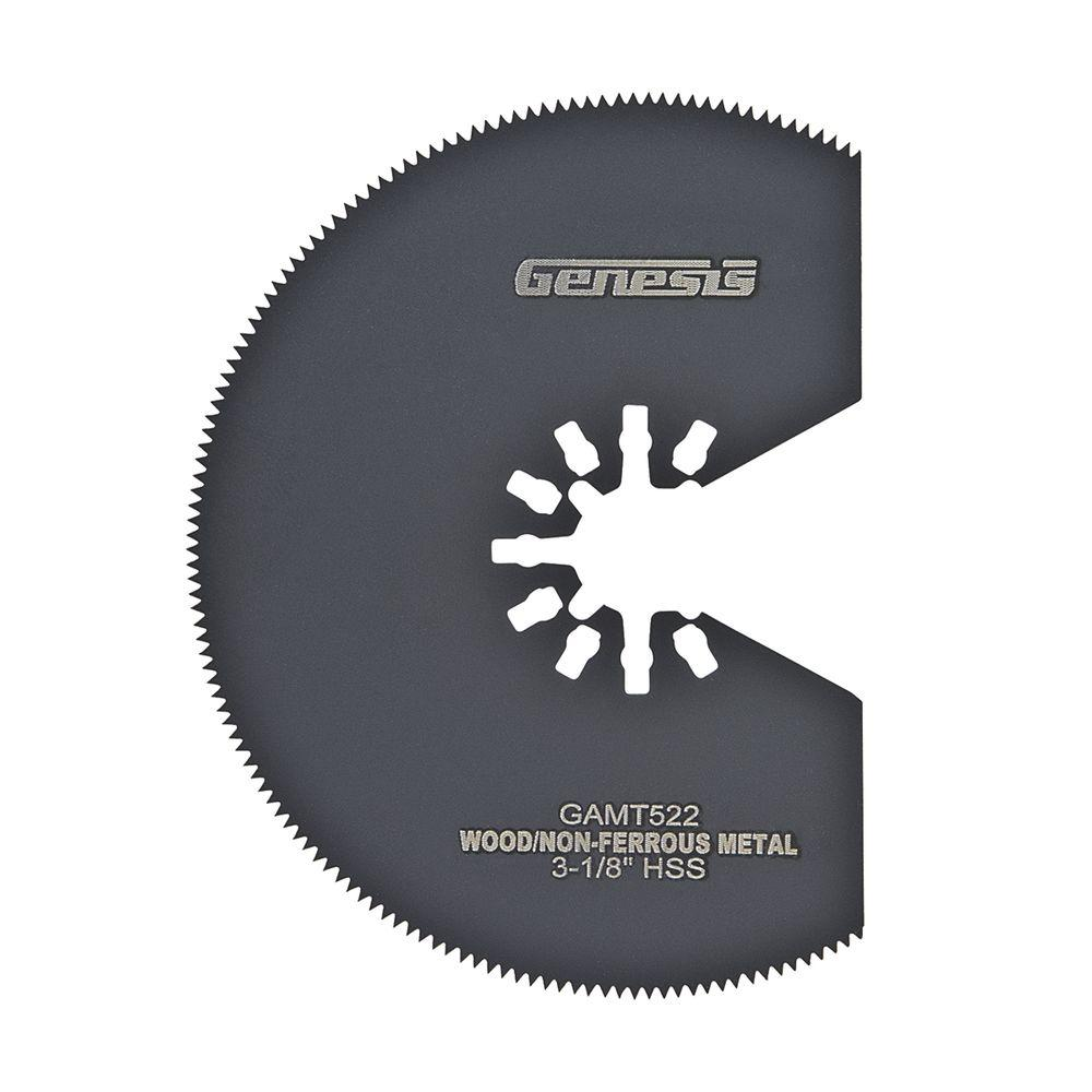 3-1/8 in. HSS Segmented Saw Blade