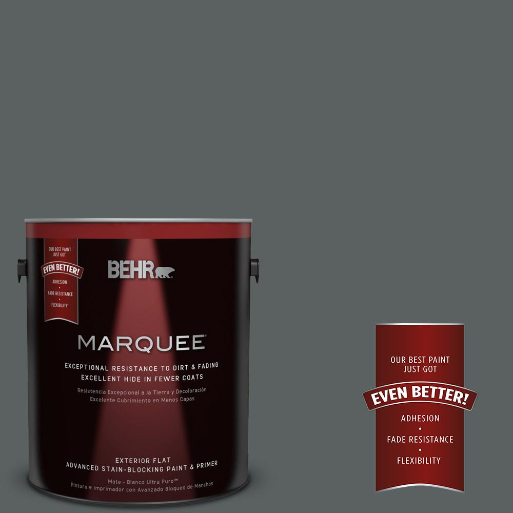 BEHR MARQUEE 1-gal. #720F-6 Paramount Flat Exterior Paint