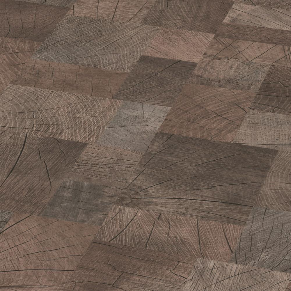 Kronotex Dynamic Block Wood 8 mm Thick x 7-5/8 in. Wide x 54-5/16 in. Length Laminate Flooring (22.93 sq. ft. / case)