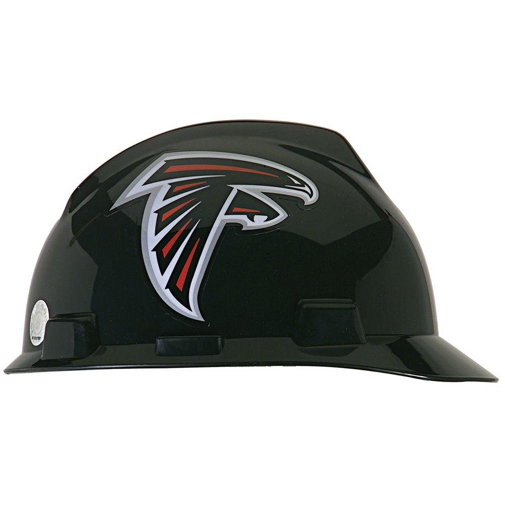 Safety Works Atlanta Falcons NFL Hard Hat