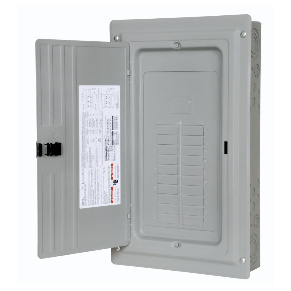ES Series 150 Amp 24-Space 42-Circuit Main Lug Outdoor 3-Phase Load