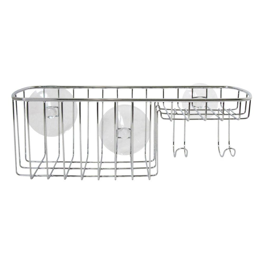 interDesign Rondo Combo Basket in Stainless Steel
