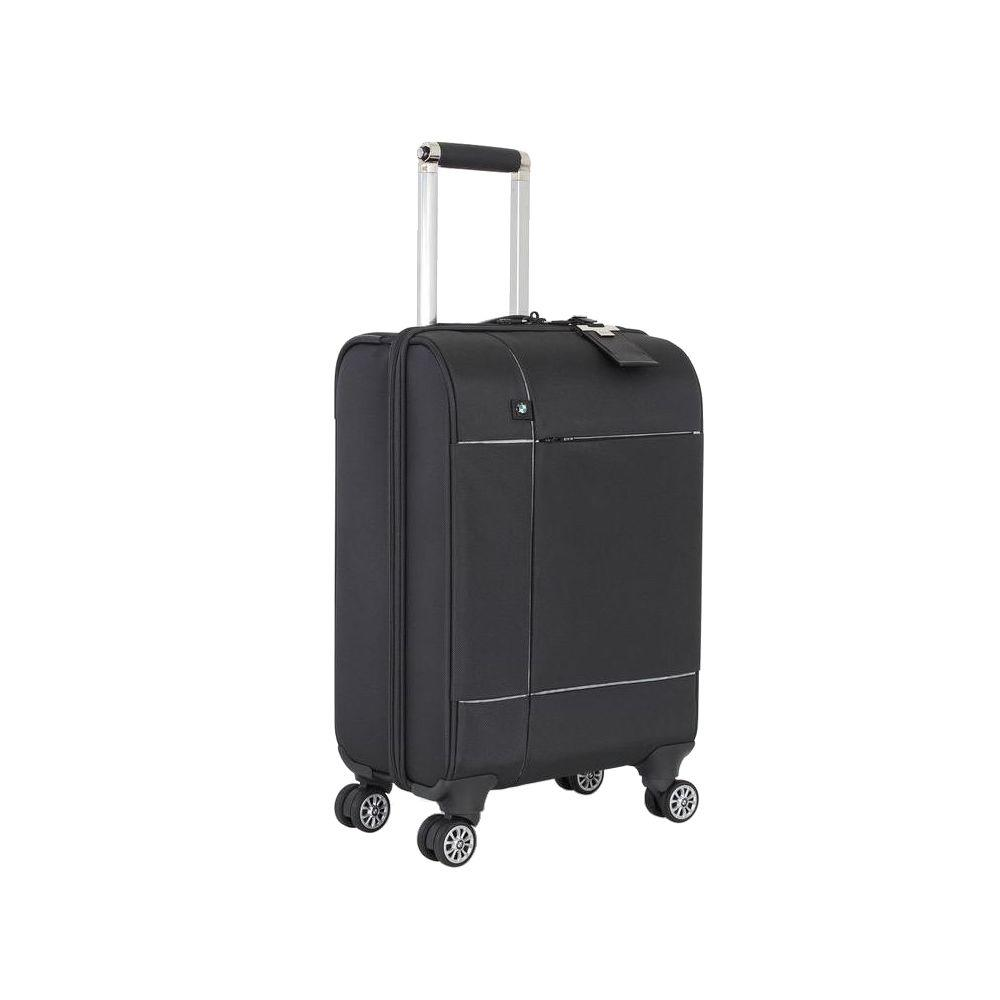 BMW 20 in. Graphite Split Case Spinner Suitcase-2800424156 - The Home