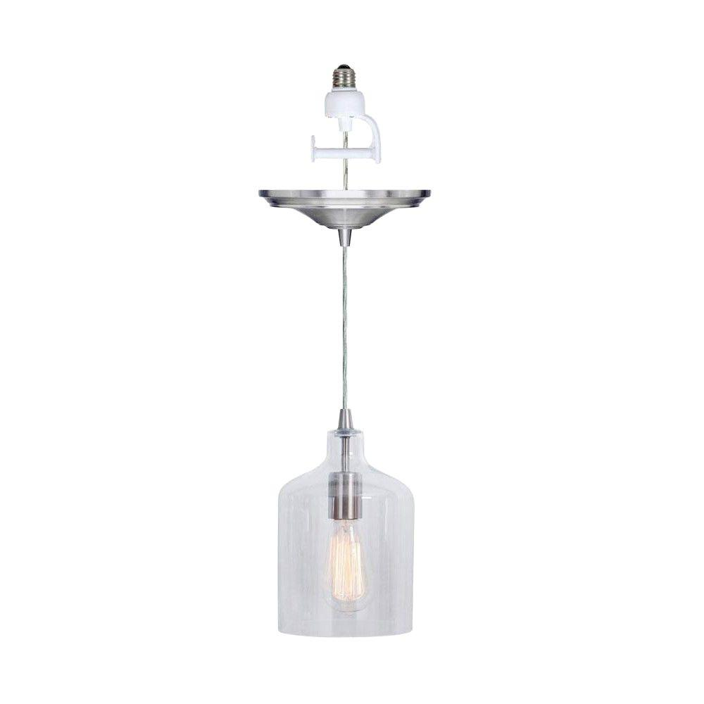 Conversion Kit Included Home Decorators Collection Pendant