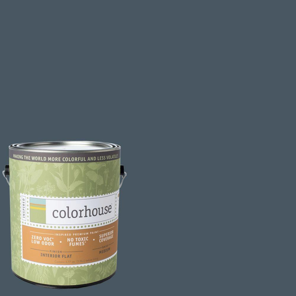 Colorhouse 1-gal. Wool .06 Flat Interior Paint