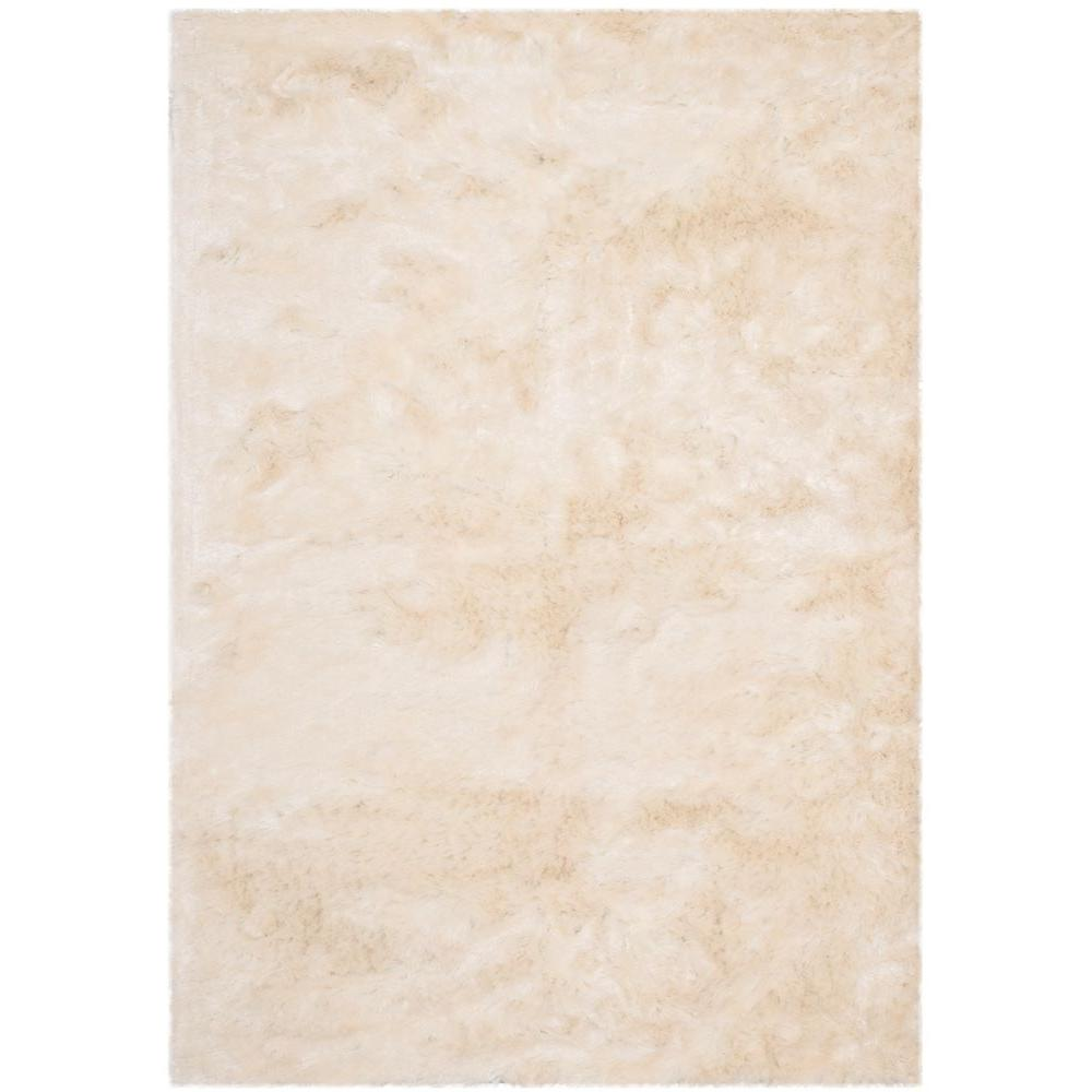 Paris Shag Ivory 2 ft. 6 in. x 4 ft. Area