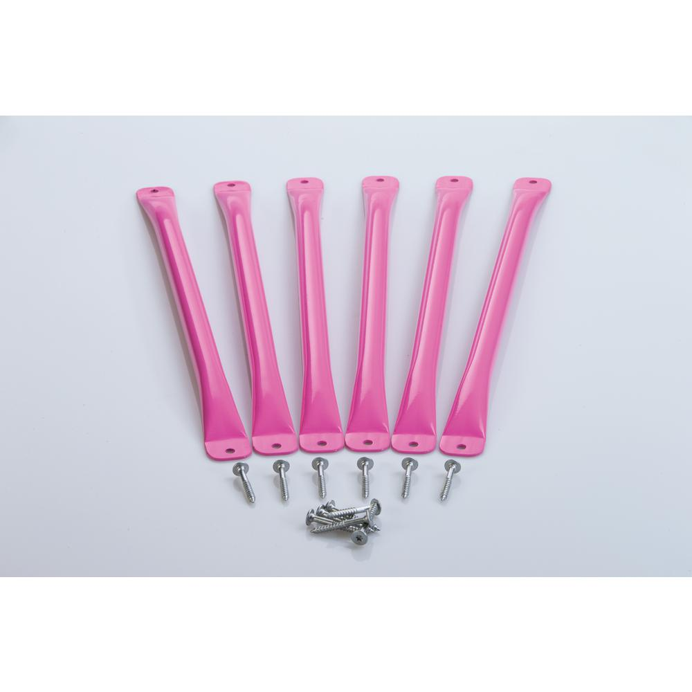 Monkey Bars- 6 Pack- Pink