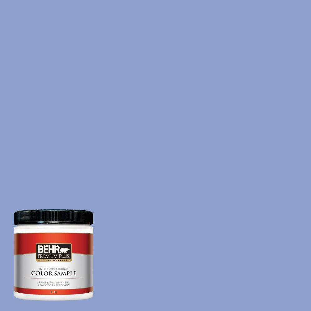 8 oz. #600B-4 Pageant Song Interior/Exterior Paint Sample