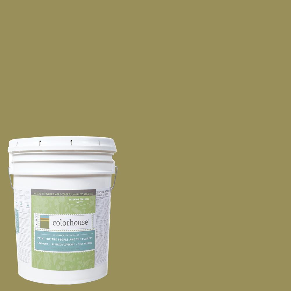 Colorhouse 5 gal. Leaf .05 Eggshell Interior Paint