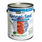 VOC Free Non Toxic 5 gal. Clear Satin Kennel-Seal