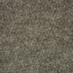 Century Custom Needle-Punch - Color Gray Wood 6 ft. x Desired Length Carpet