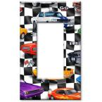Muscle Cars - Rocker Wall Plate