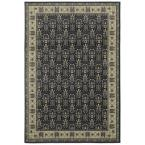 Gianna Indigo 9 ft. 6 in. x 12 ft. 2 in. Area Rug