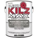 MAX Clear 1-gal. Water-Based Interior Primer, Sealer and Stainblocker
