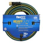 FlexRite 5/8 in. dia. x 75 ft. Water Hose