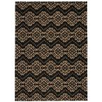 Color Motion Smoke 2 ft. 3 in. x 3 ft. 9 in. Accent Rug