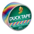 1.88 in. x 10 yds. Rainbow Duct Tape