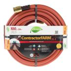 5/8 in. Dia x 100 ft. Element Contractor Farm Premium Duty Water Hose