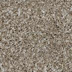 Trendy Threads II - Color Meridian Texture 12 ft. Carpet