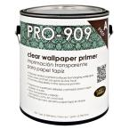 PRO-909 1 gal. Clear Wallpaper Primer
