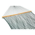 13 ft. Presidential DuraCord Rope Hammock Green