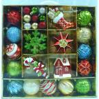 Alpine Holiday Ornament (51-Count)