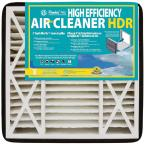 16 in. x 25 in. x 5 in. HDR MERV 8 Pleated Air Filter (Case of 2)