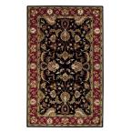 Constantine Black 8 ft. x 11 ft. Area Rug