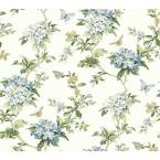 60.75 sq. ft. Waverly Cottage Fawn Hill Wallpaper