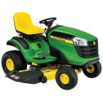 D140 48 in. 22 HP V-Twin Hydrostatic Front-Engine Riding Mower - California Only