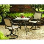 Andrews 3-Piece Patio Bistro Set